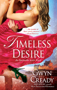 Timeless Desire Cover